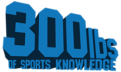 300lbsofsportsknowledge Logo